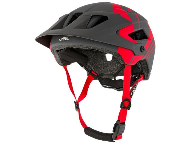 O'Neal Defender 2.0 Helmet nova gray/red